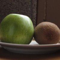 яблоко и киви :: константин