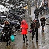 и  снег,  и  дождь! :: Ivana
