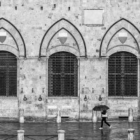Дождь в Сиене :: Aivaras Troščenka