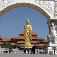 комплекс Храма Будды  гУрумчи :: Виталий  Селиванов