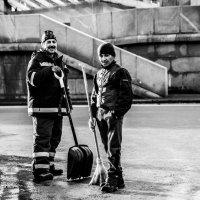 Конец рабочего дня :: Светлана Шмелева