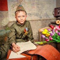 Фотосессия посвящённая Великой Победе 9 мая! :: Кристина Беляева