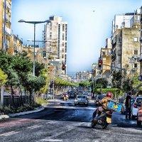 В центре города :: Ефим Хашкес