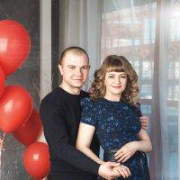 Ирина и Андрей :: Мария Дергунова