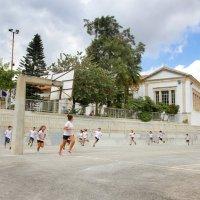 Школа в деревне нижняя (Като)Лефкара .Кипр. :: Татьяна Калинкина