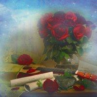 Сны красивые снятся весной... :: Валентина Колова