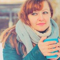 Уютной зимой... :: Анастасия Колмакова