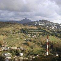 Пригород Сочи. Вид с башни :: Булаткина Светлана