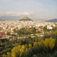 Афины :: Margarita Pavlova