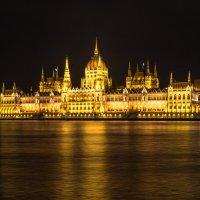 Венгерский Парламент. Будапешт :: Ашот ASHOT Григорян GRIGORYAN