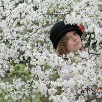 Весенний портрет! :: Светлана Масленникова