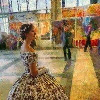 Бальное платье :: Albina