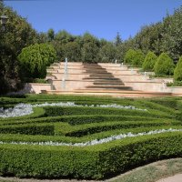 Фрагмент регулярного парка :: lady-viola2014 -