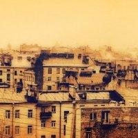 Питерские крыши :: Анна Булгакова
