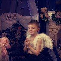 Тихая молитва :: Светлана Мизик