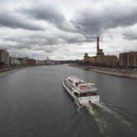 Река :: Юрий Кольцов