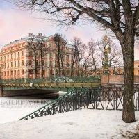 Зимняя прогулка вдоль Мойки :: Юлия Батурина