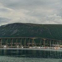 Мост в Тромсё :: Надежда Лаптева