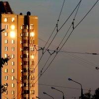 Закатные окна :: Александр Прокудин