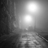 Туманный Выборг. :: Николай Т