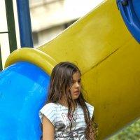 Серия в парке :: Ефим Хашкес