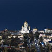Город в непогоду :: Дмитрий Внуков
