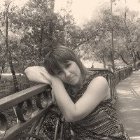 в парке :: Vorona.L