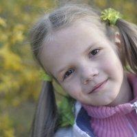 портрет дочки :: Мария Климова