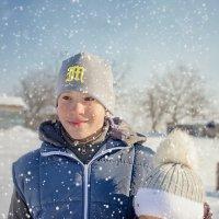 Зимний день :: Olga Zhukova
