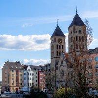 Церковь, Дюссельдорф :: Witalij Loewin