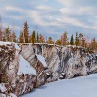 Зимний каньон :: Валерий Носенко