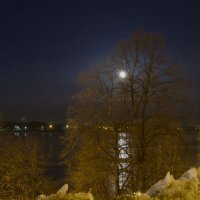 Полная луна :: leo yagonen