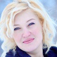 Зимний портрет :: Ирина Богатырёва