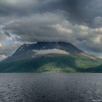 Остров в Атлантике :: Надежда Лаптева