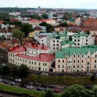 Выборг с башни замка :: Алексей Попов