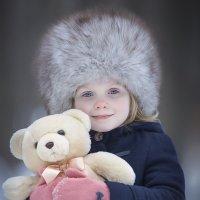 ...Ангелина - ангелок :: Elena Tatarko (фотограф)