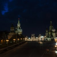 Ночная Москва :: Константин Сафронов