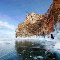 Скалистый берег :: Анатолий Иргл