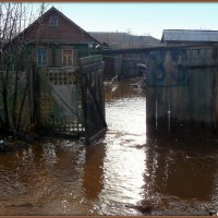 Пришла вода - открывай ворота.. :: Андрей Заломленков