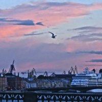 порт на горизонте :: Елена
