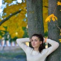 Анастасия. Фотосессия в Таганроге. :: Раскосов Николай