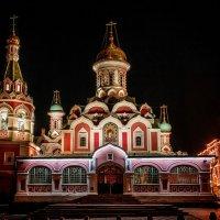 Москва ночная :: anatoly
