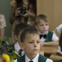 Первый раз в первый класс :: Кристина Иванова