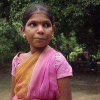 Портрет девочки Мумбаи :: maikl falkon