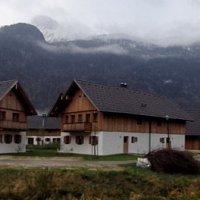Альпийские избушки :: Ольга Горбачева