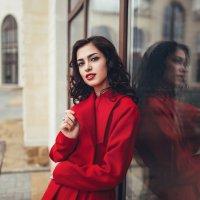 Lady in Red :: Татьяна Шаламанова