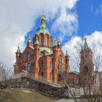 Успенский кафедральный собор :: Татьяна Осипова(Deni2048)