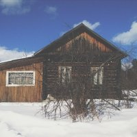 старый дом :: Валерия Клюкина
