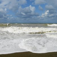 В синем море, в белой пене :: nika555nika Ирина