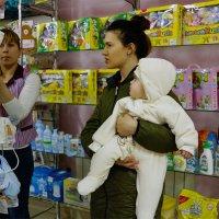 в магазинчике :: Наталия Сарана